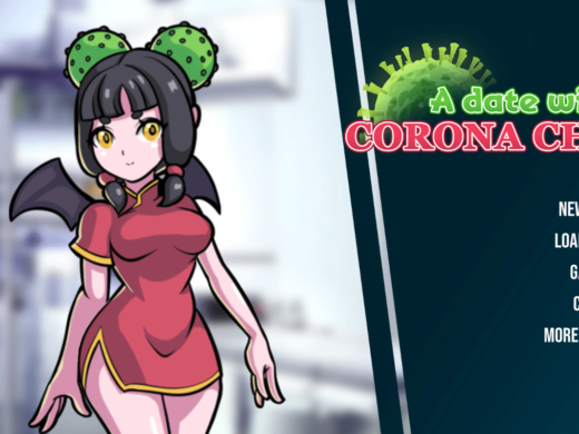 「A date with Corona-Chan」紹介【コロナ擬人化】