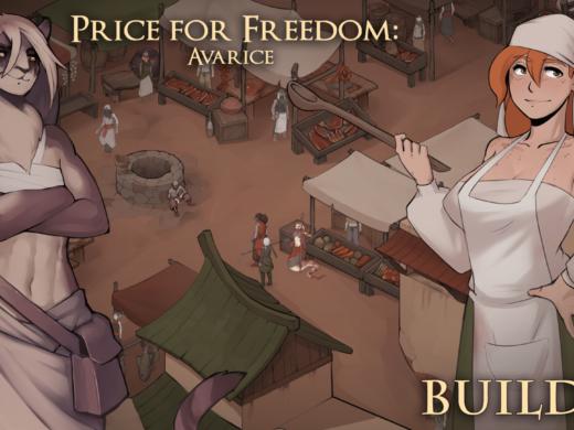 「PRICE FOR FREEDOM:AVARICE」紹介【海外RPG】